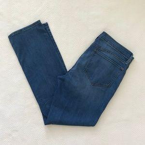 NYDJ Marilyn Jeans in Rayon Indigo